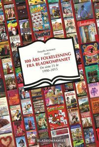 Jubileumsbok 100 års folkelesning fra Bladkompaniet