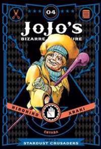 Jojo's Bizarre Adventure Stardust Crusaders 4