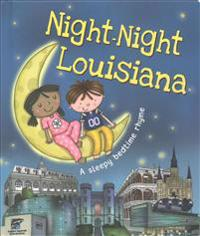 Night-Night Louisiana - Katherine Sully  Helen Poole - böcker (9781492654711)     Bokhandel