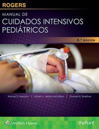 Manual de cuidados intensivos pediátricos/ Pediatric Intensive Care Manual