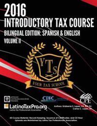 2016 Introductory Tax Course
