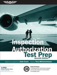 Inspection Authorization Test Prep + Tutorial Software