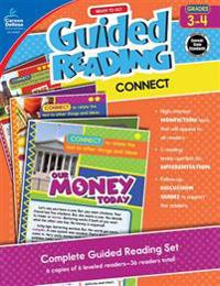 Ready to Go Guided Reading: Connect, Grades 3 - 4