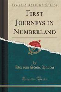 First Journeys in Numberland (Classic Reprint)