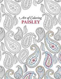 Art of Coloring Paisley