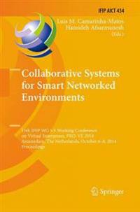 Collaborative Systems for Smart Networked Environments