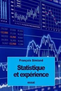 Statistique Et Experience