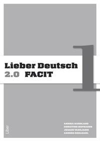 Lieber Deutsch 1 2.0 Facit