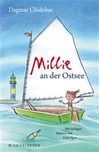Millie an der Ostsee
