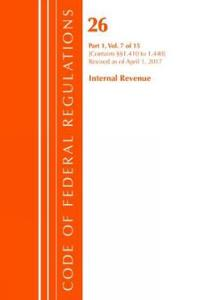 Code of Federal Regulations, Title 26 - Internal Revenue, 1.410-1.440