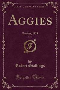 Aggies, Vol. 3