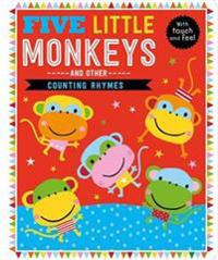 Five Little Monkeys and Other Counting Rhymes