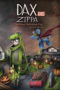Dax and Zippa the Great Halloween Fog