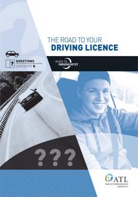 The road to your driving licence: Question manual