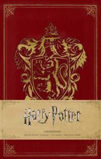 Harry Potter - Gryffindor Ruled Pocket Journal