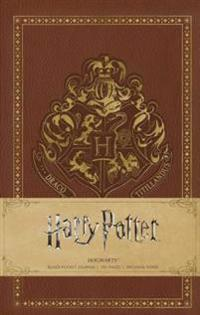 Harry Potter - Hogwarts Ruled Pocket Journal