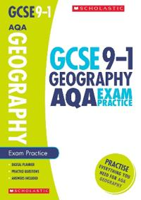 Geography Exam Practice Book for AQA