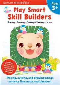Play Smart Skill Builders 3+: For Ages 3+