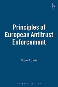 Principles Of European Antitrust Enforcement