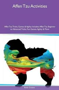 Affen Tzu Activities Affen Tzu Tricks, Games & Agility Includes