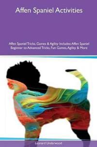 Affen Spaniel Activities Affen Spaniel Tricks, Games & Agility Includes