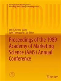 Developments in Marketing Science
