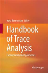 Handbook of Trace Analysis