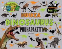 Huikea dinosauruspuuhapaketti