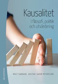 Kausalitet : i filosofi, politik och utvärdering