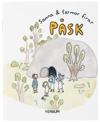 Sanna och farmor firar påsk (10 pack) -  - böcker (9789152633892)     Bokhandel