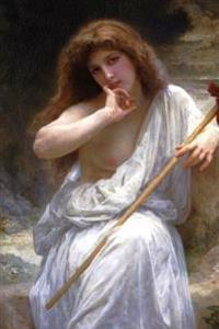 """Bacchante"" by William-Adolphe Bouguereau - 1899: Journal (Blank / Lined)"