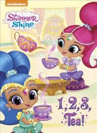 1, 2, 3, Tea! (Shimmer and Shine)