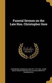 FUNERAL SERMON ON THE LATE HON