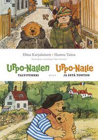 Uppo-Nallen talviturkki amp; Uppo-Nalle ja setä Tonton (yhteisnide)