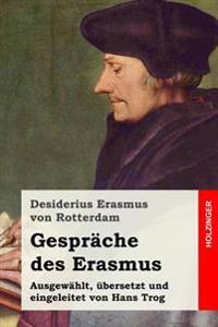Gesprache Des Erasmus