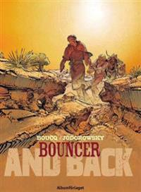 Bouncer. D. 9, And back