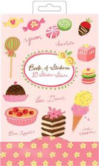 Desserts Book of Stickers