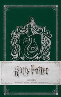 Harry Potter - Slytherin Ruled Pocket Journal