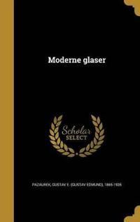 GER-MODERNE GLA&#776SER