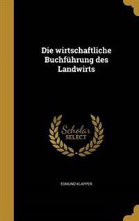 GER-WIRTSCHAFTLICHE BUCHFUHRUN