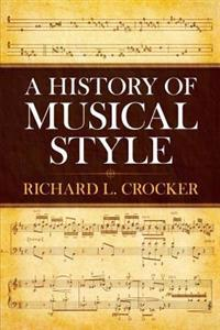 History of Musical Style