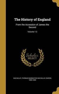 HIST OF ENGLAND