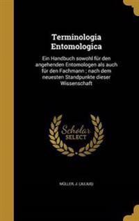 GER-TERMINOLOGIA ENTOMOLOGICA