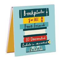Bookplates for All Book Friends Labels