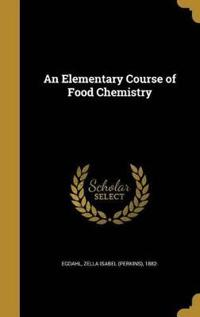 ELEM COURSE OF FOOD CHEMISTRY