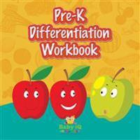 Pre-K Differentiation Workbook