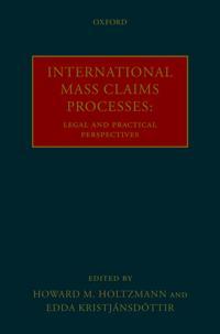 International Mass Claims Processes