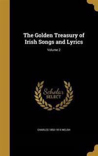 GOLDEN TREAS OF IRISH SONGS &