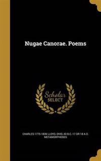 NUGAE CANORAE POEMS