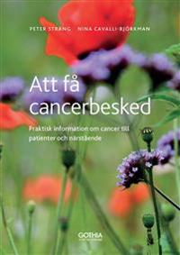 Att få cancerbesked